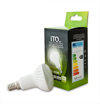 LED žárovka iTOled R50-6.5W