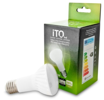 LED žárovka iTOled R63-10W