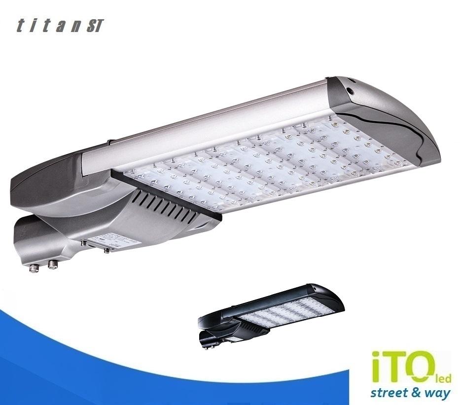 165W, 200W LED pouliční osvětlení iTOled TITAN ST