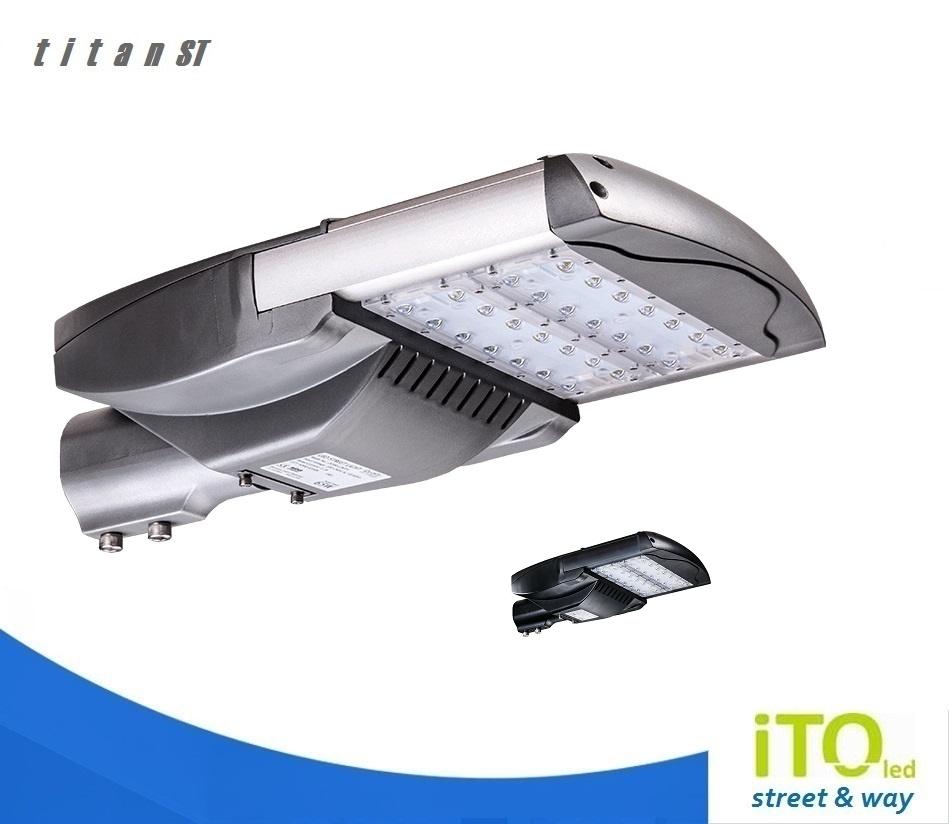 065W, 080W LED pouliční osvětlení iTOled TITAN ST