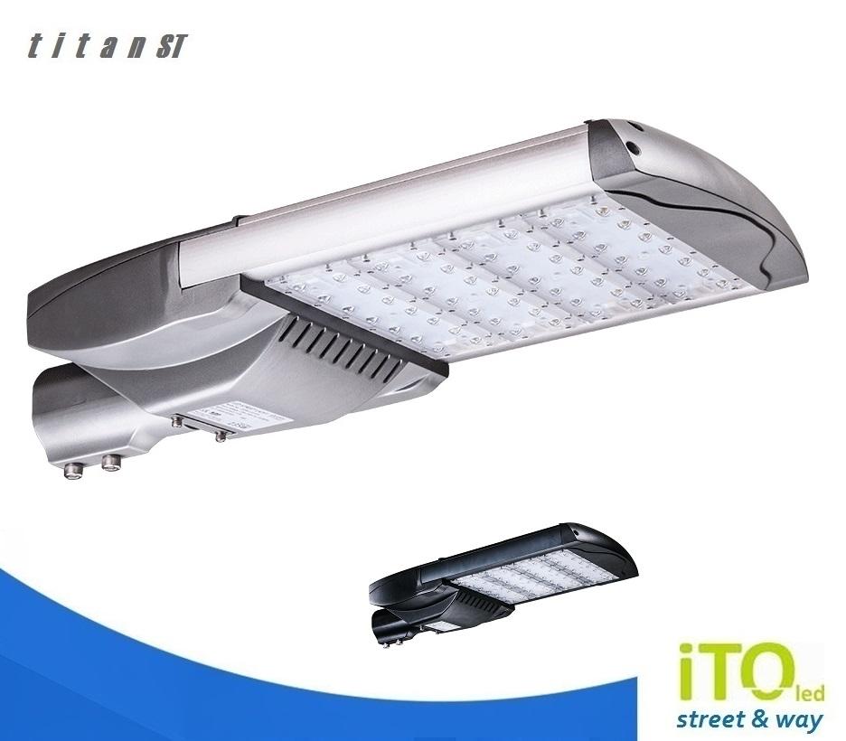 135W, 160W LED pouliční osvětlení iTOled TITAN ST