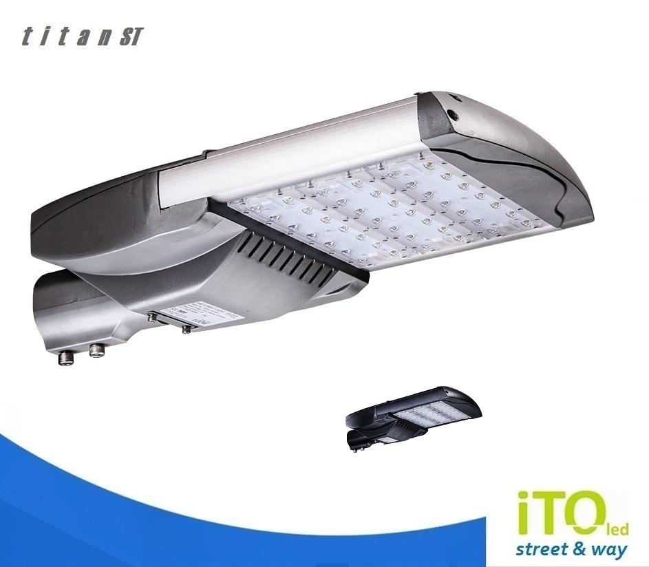 100W, 120W LED pouliční osvětlení iTOled TITAN ST